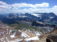 Cirque Peak - July 24, 2010