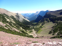 Twin Lakes & Avion Ridge - Aug 31 - Sept 1, 2013