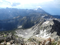 Mount Fisher - August 9, 2016