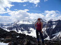 Panorama Ridge - May 26, 2016