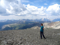 Mount Bourgeau - August 3, 2014