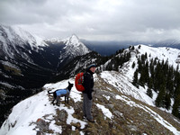 King Creek Ridge - October 5, 2013